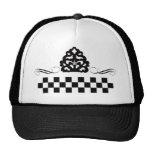 selfd_hat_black trucker hat
