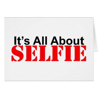 Selfie Greeting Cards