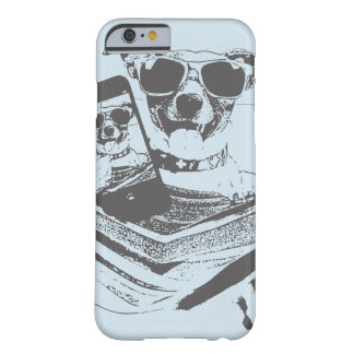 selfie dogs barely there iPhone 6 case