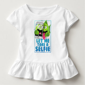 Selfie Fish Baby Dress