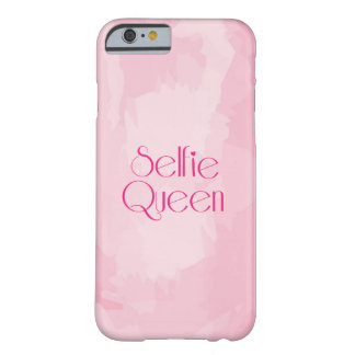Selfie Queen Barely There iPhone 6 Case