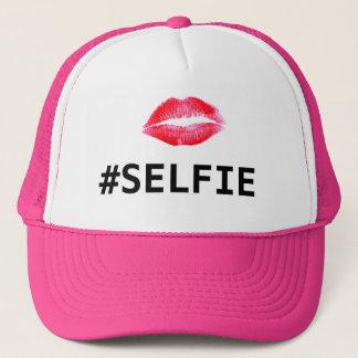 #Selfie Trucker Hat