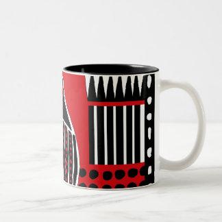 Selknam coffee mug