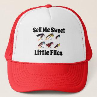 """""""Sell Me Sweet Little Flies"""" Fishing Trucker Hat"""