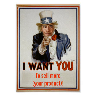 """""""sell more products""""  Poster"""