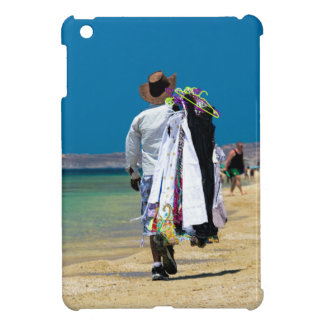 Seller on the beach case for the iPad mini