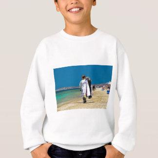 Seller on the beach sweatshirt