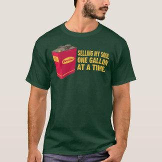 Selling My Soul - yellow type T-Shirt