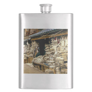 Selling New Years Decorations Vintage Old Japan Flasks