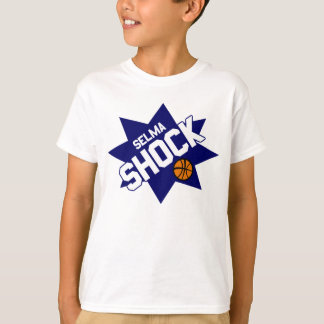 Selma Shock Basketball T-Shirt