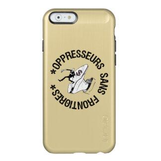 SEM OPPRESSORS BORDER INCIPIO FEATHER® SHINE iPhone 6 CASE