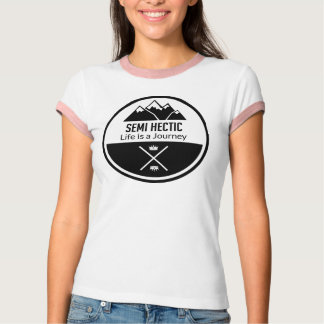 Semi Hectic Hipster Tee