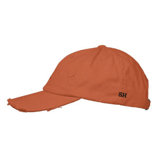 Semi Hectic Intellect Hat Embroidered Baseball Cap