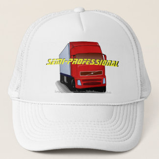 """Semi-Professional"" Trucker Hat"