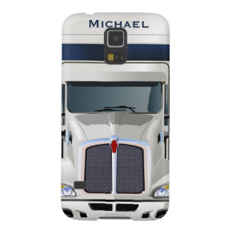 Semi Truck Cargo Samsung Galaxy  Nexus Case