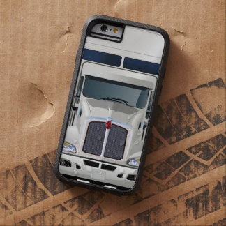 Semi Truck Cargo Tough Xtreme iPhone 6 Case