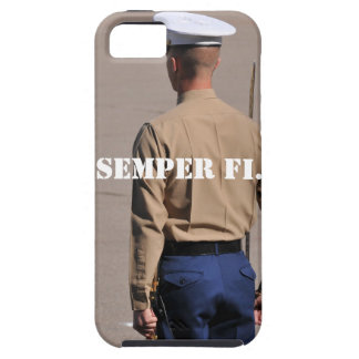 Semper Fi IPhone Case iPhone 5 Cover
