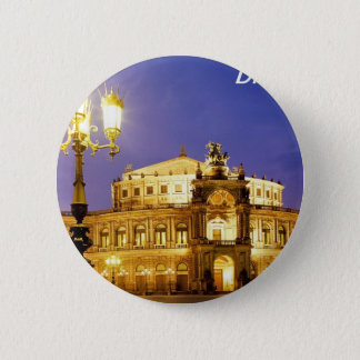 Semper- Opera- Dresden-Germany-angie-.JPG 6 Cm Round Badge