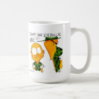 SemperToons Mug - EyeBalls Move
