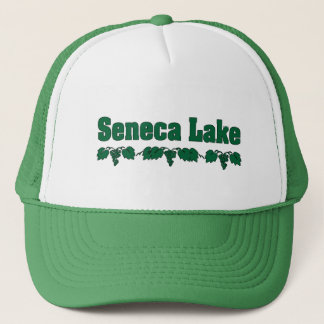 Senaca Lake, NY Trucker Hat