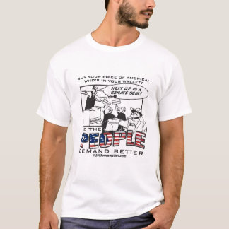 Senate and Presidential Offices for sale T-Shirt