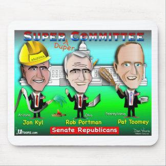 Senate Republicans Mouse Pad