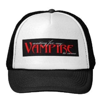 Send me a vampire... trucker hat