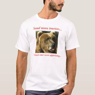 Send more tourist T-Shirt