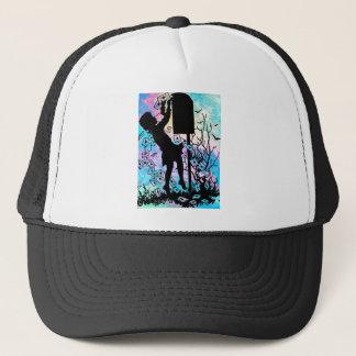 SENDING LOVE BY SNAIL MAIL! TRUCKER HAT