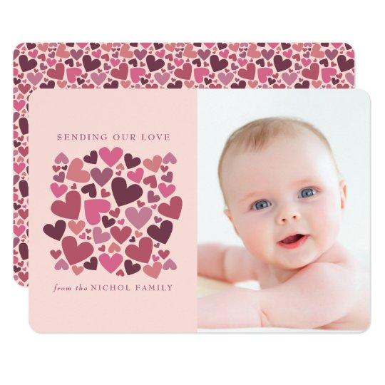 SENDING OUR LOVE CARD