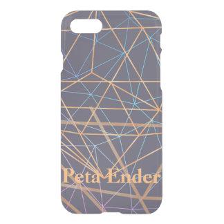 Sending Signals Dusty Violet iPhone 8/7 Case