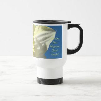 Sending You Happiness Joy & Smiles Coffee Mugs