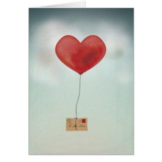 Sending your Love. Card