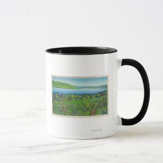 Seneca Point View of the Lake Mug