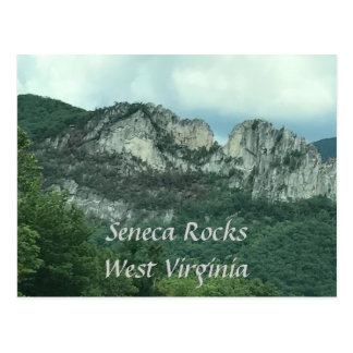 Seneca Rocks West Virginia Photo Postcards