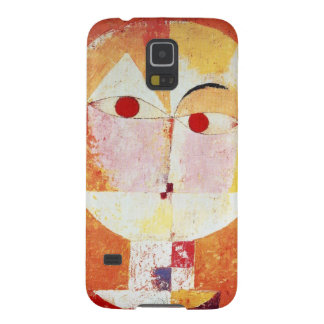 Senecio by Paul Klee Cases For Galaxy S5