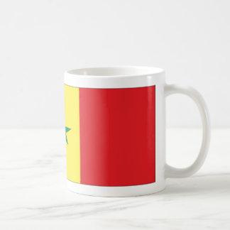 Senegal Flag Coffee Mug