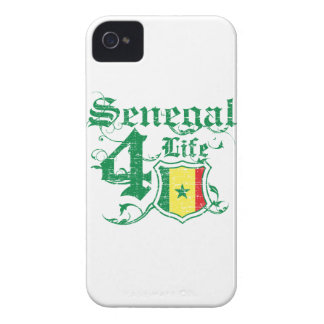 Senegal for life iPhone 4 Case-Mate cases