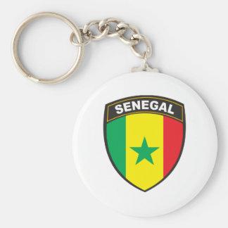 Senegal Key Ring