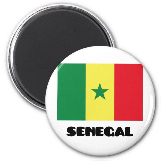 Senegal Magnet