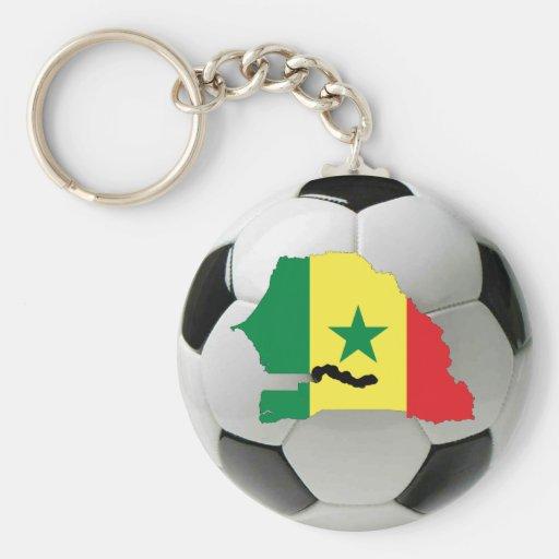 Senegal national team key chain