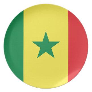 Senegal Plate