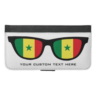 Senegal Shades custom wallet cases