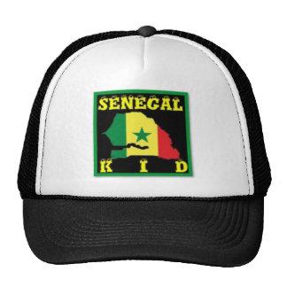 Senegal T-Shirt (urban Wear) Trucker Hats