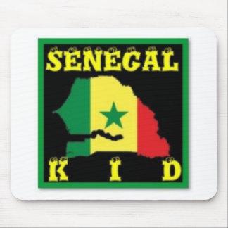 Senegal T-Shirt (urban Wear) Mousepads