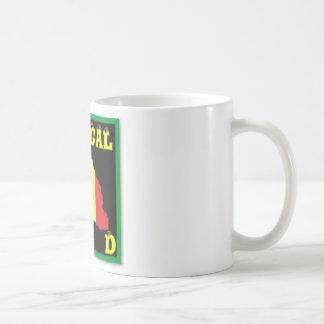 Senegal T-Shirt (urban Wear) Coffee Mug