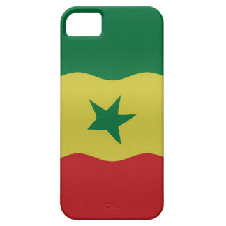Senegalese flag barely there iPhone 5 case