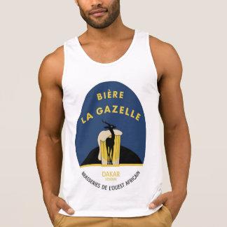 Senegal's Biere La Gazelle Men's Tank Top