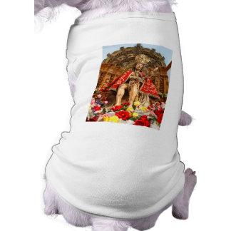 Senhor Bom Jesus da Pedra Sleeveless Dog Shirt