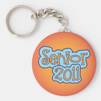 Senior 2011 key ring